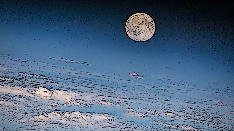 Storie sulla luna
