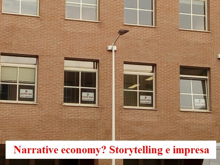 Storytelling & impresa per il turismo
